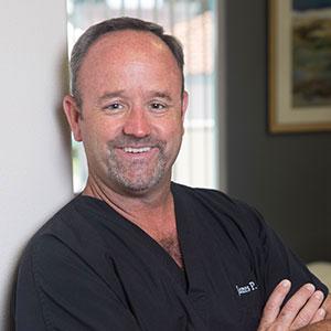dr. james tasto of scripps west dental